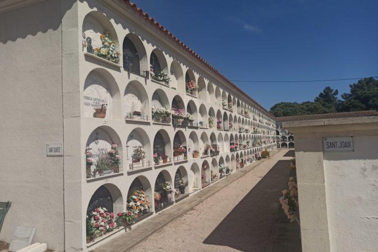 L'Ajuntament ampliarà el cementiri i en millorarà l'accessibilitat