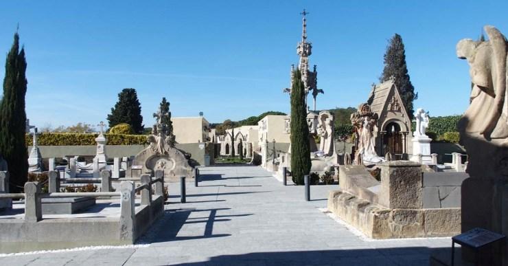 Visites guiades gratuïtes al cementiri modernista per la Setmana per Descobrir els Cementiris Europeus