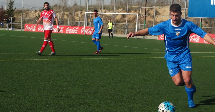 El Club Futbol Lloret comença l'any amb una derrota contra el Mollet