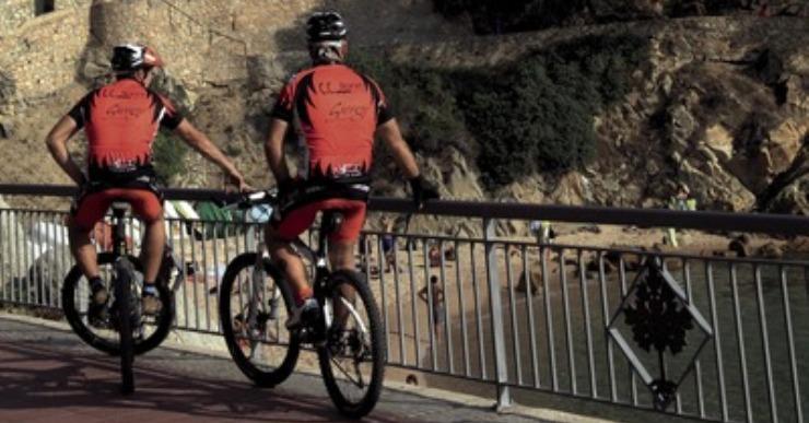 Lloret de Mar aposta pel cicloturisme aquest 2017 amb un pla d'accions específic