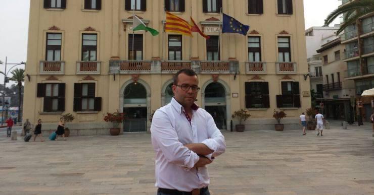 C's critica que l'alcalde ha fet una 'deriva independentista'