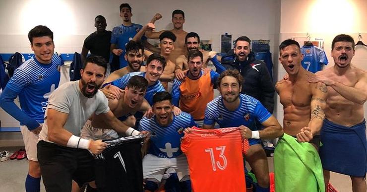 El Club de Futbol Lloret s'enfrontarà al Júpiter, rival directe a la Primera Catalana