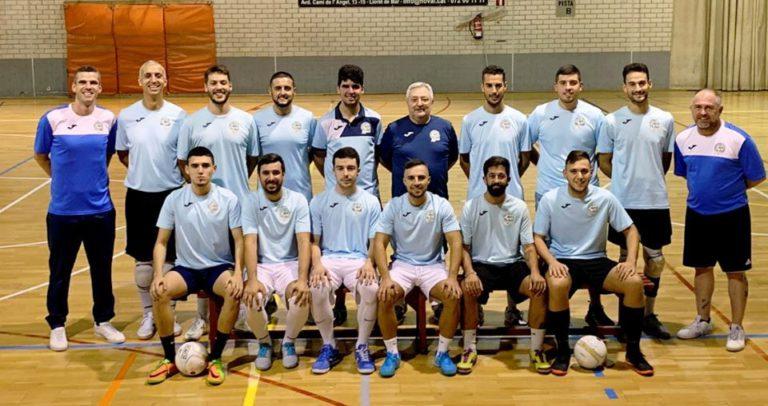 Joaquín Hernández renova com a entrenador del Club Futbol Sala Lloret per una temporada més