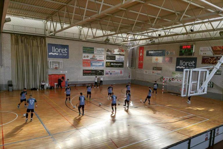 Els clubs esportius de Lloret defensen que l'esport és segur i necessari per als joves