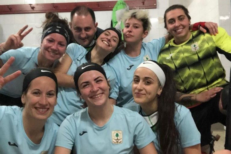 Victòria del Lloret a l'inici de la fase d'ascens a l'OK Lliga femenina