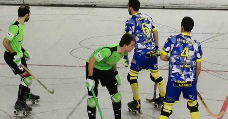 El Club Hoquei Lloret haurà de jugar el 'playoff' de permanència després de perdre contra el Caldes