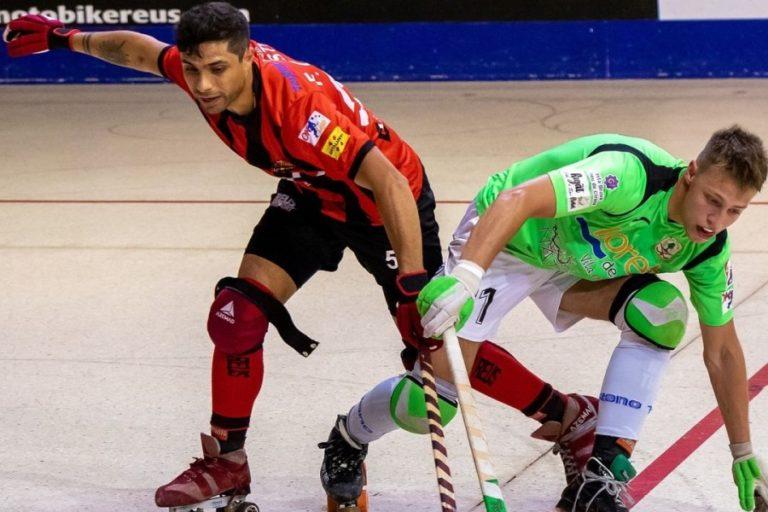 El Club Hoquei Lloret encaixa una derrota contundent a la pista del Reus, per 11-3