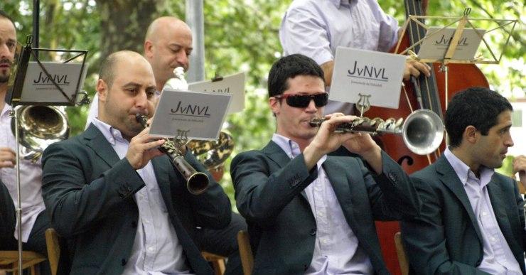 La Jovenívola de Sabadell és la cobla convidada aquest dissabte