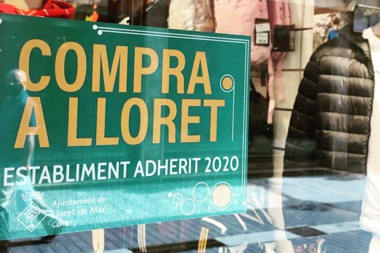 Esgotades les 6.000 targetes de la campanya 'Compra a Lloret'