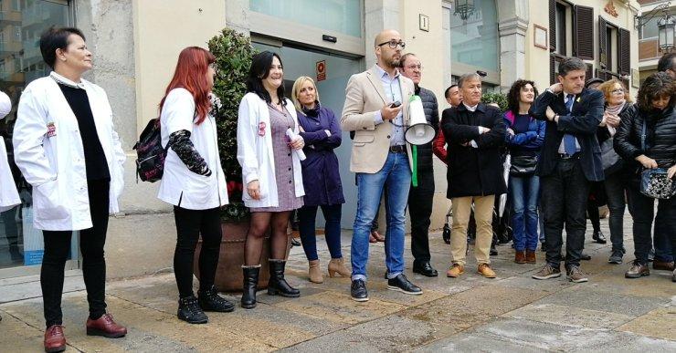L'alcalde demana a la Generalitat més metges i més temps per atendre cada pacient