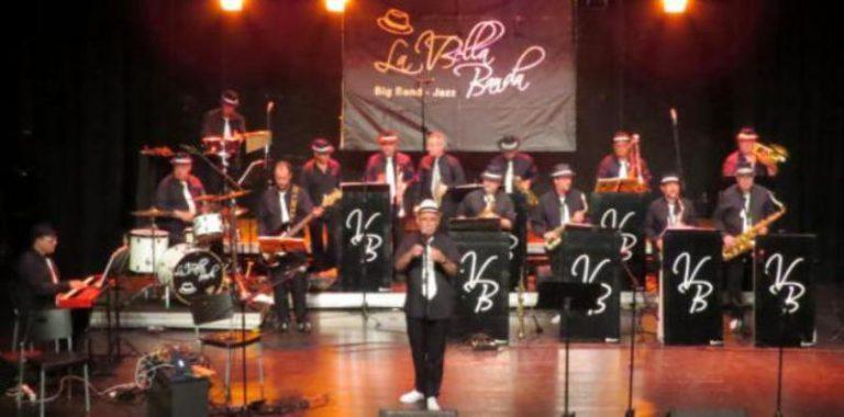 Concert de swing, amb la VBella Banda, aquest dimecres a la vila