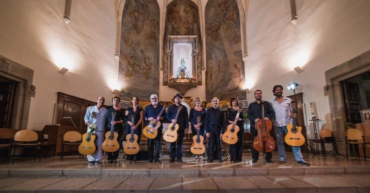Una dotzena de músics actuaran a l'Església de Sant Romà en la Nit de la Guitarra