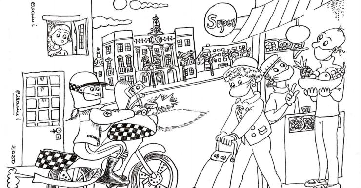 La Fundació Climent Guitart impulsa el primer Concurs de Dibuix Pilarín Bayés