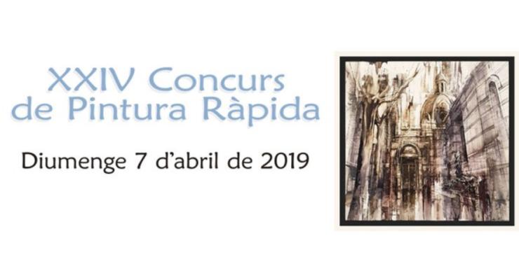 El Concurs de Pintura Ràpida marca un cap de setmana amb cita triple del Club Marina Casinet