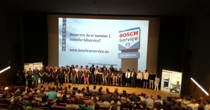 Bosch torna a escollir Lloret de Mar com a seu dels congressos de la multinacional