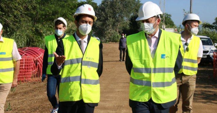 La Generalitat insisteix que tirarà endavant la prolongació de l'autopista i Aturem la C-32 ho critica durament