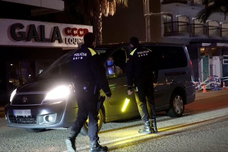 Segon cap de setmana sense sortir del municipi de Lloret de Mar