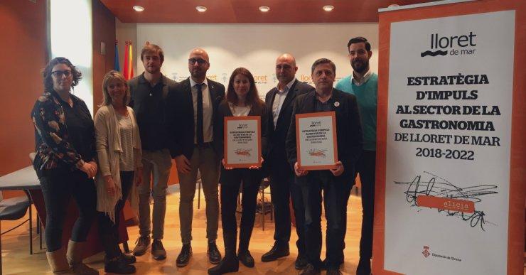Conveni de Lloret amb l'Associació Celíacs de Catalunya per millorar la qualitat de vida dels afectats