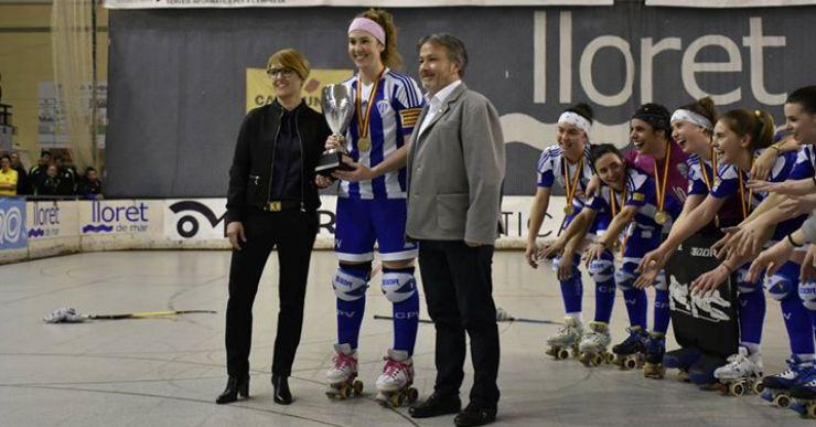 L'Ajuntament espera acollir moltes més temporades la Copa de la Reina