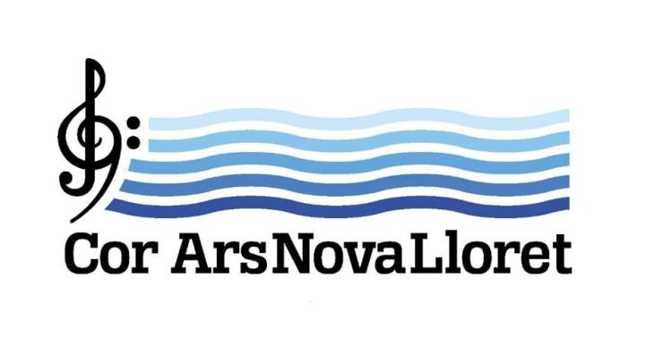 El cor ArsNovaLloret farà un concert solidari amb Càritas i amb la restauració de l'orgue
