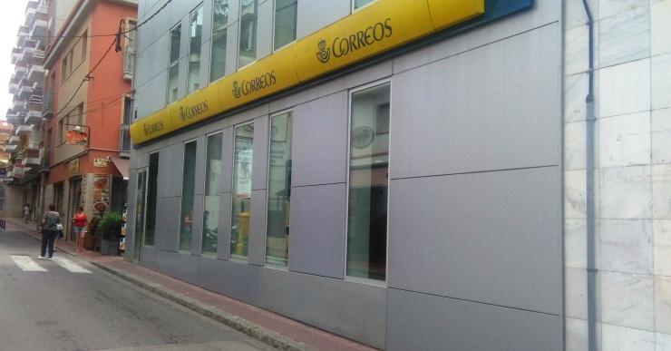Els veïns de Lloret de Mar poden pagar els impostos i taxes municipals a les oficines de Correus