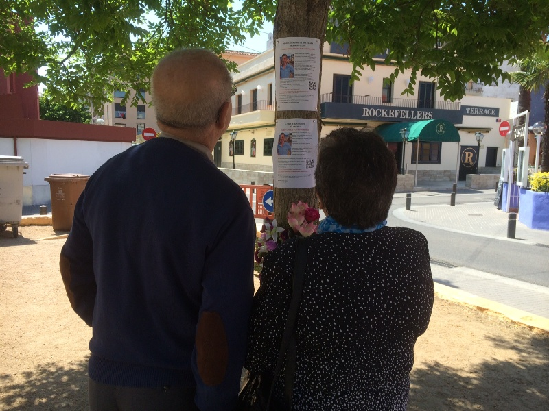 La família de Craig Mallon continua buscant respostes