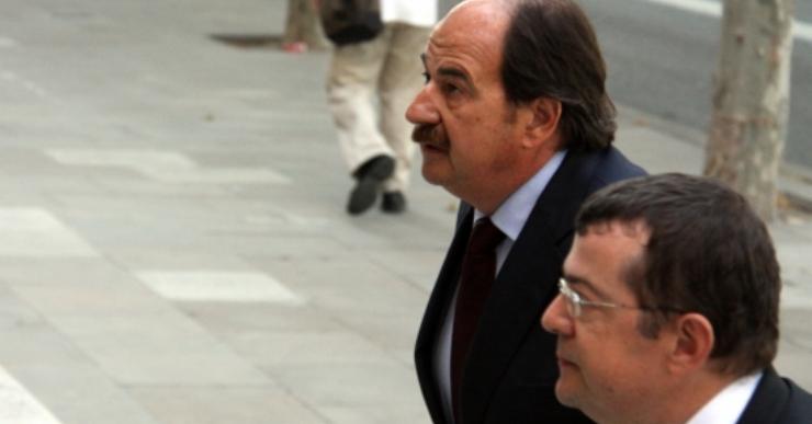 Eduard Coloma, exregidor d'ERC, diu que es va escalfar fent d'oposició
