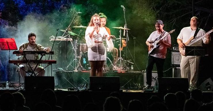 Bones valoracions de l'Obreria de Santa Cristina dels concerts d'estiu a la Plaça del Pi