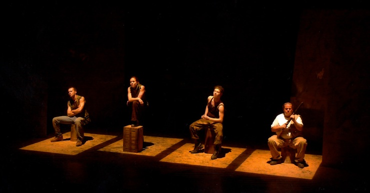 'Croades', l'espectacle de Teatre de la Selva que projectarà el Teatre de Lloret aquest dimecres