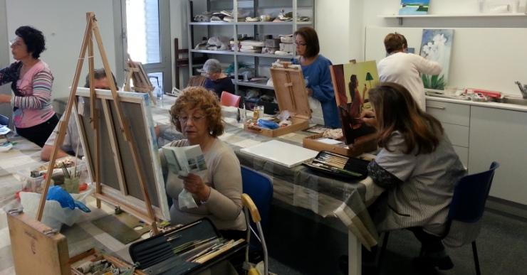 El Casal Municipal de la Gent Gran obre les inscripcions per als seus cursos