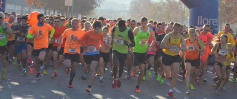 Blanco i Quílez guanyen la Cursa de Nadal, amb 850 participants