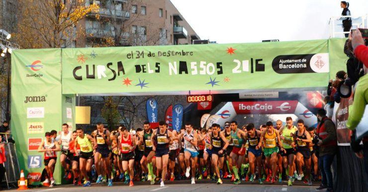 Bones valoracions de la Cursa dels Nassos, que va superar els 11.000 corredors