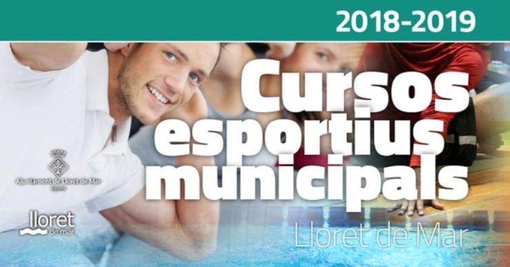 L'Ajuntament ja ha publicat la nova oferta de cursos esportius municipals