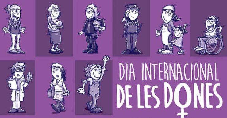 Lloret commemora el Dia Internacional de la Dona amb diversos actes al llarg del cap de setmana