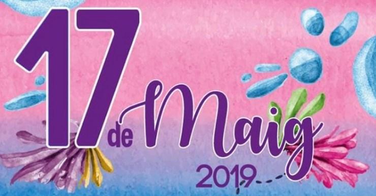 Lloret se suma per primera vegada a la commemoració del Dia Internacional contra l'LGTBIfòbia