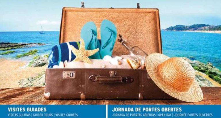 Lloret recupera el Dia Mundial del Turisme amb visites guiades i portes obertes