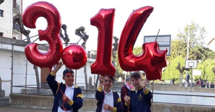 La celebració del Dia Pi torna a l'escola Immaculada Concepció, que farà diverses activitats divendres