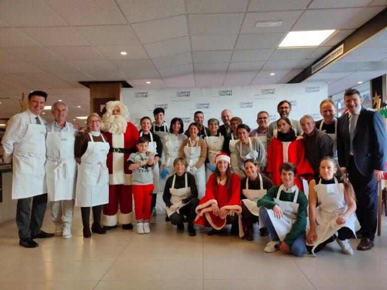 Lloret de Mar organitza per primera vegada un dinar solidari de Nadal amb 100 persones