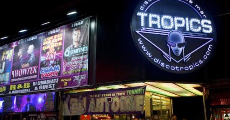 Disco Tropics rep el 'Triple Excellence', el màxim distintiu mundial en oci nocturn
