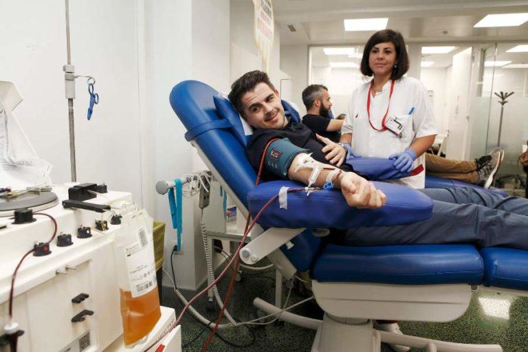 El Banc de Sang demana donants de plasma que hagin passat la Covid-19