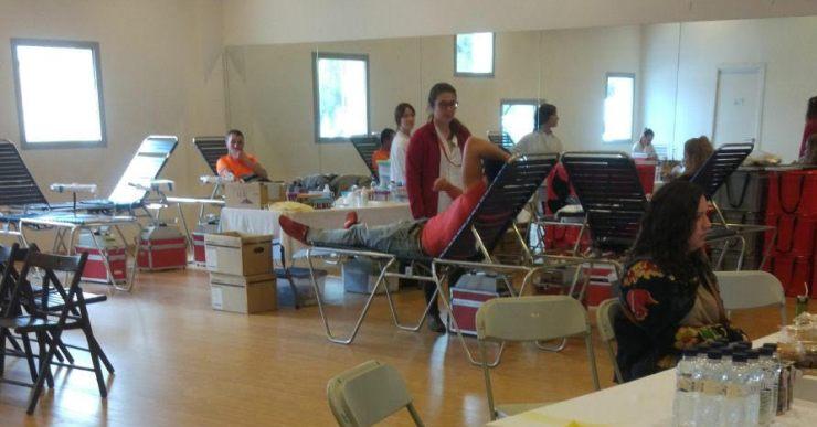 Jornada de donació de sang, aquest divendres, al teatre municipal