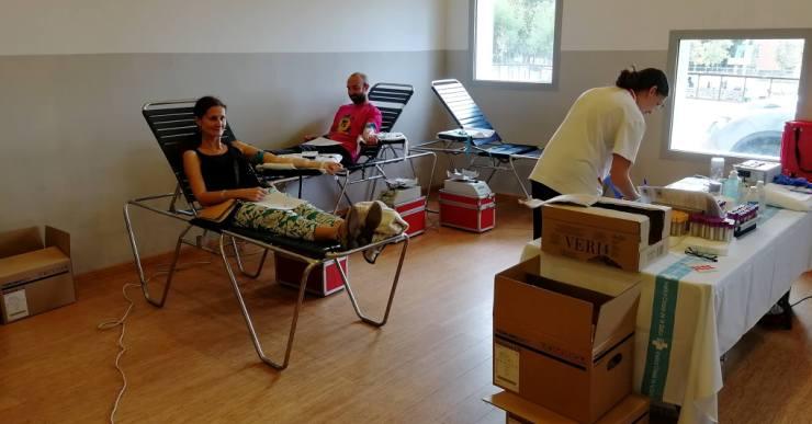 El Banc de Sang recull 166 donacions a la campanya de Lloret de Mar