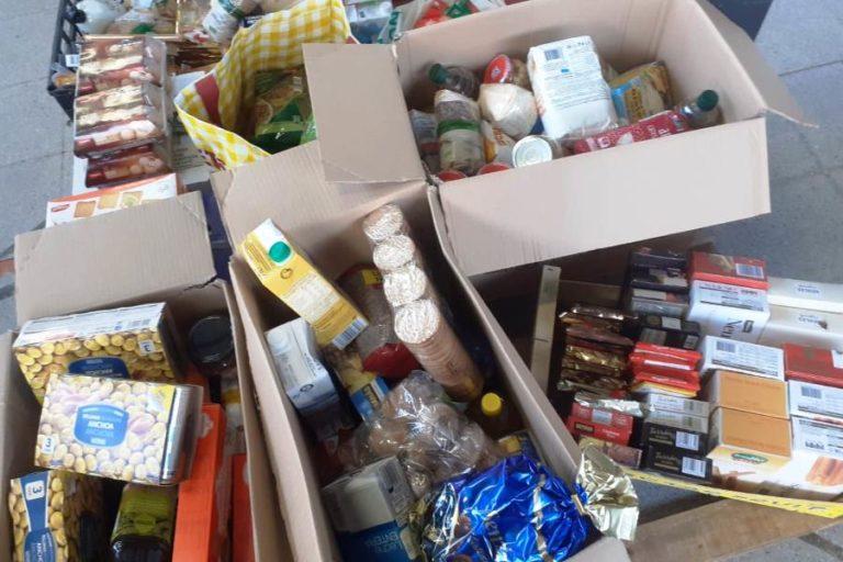 S'allarga la recollida d'aliments a Lloret fins a Nadal