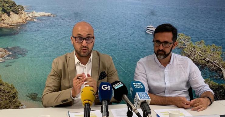 Junts per Lloret fa fora el PSC i recupera ERC com a soci a l'equip de govern