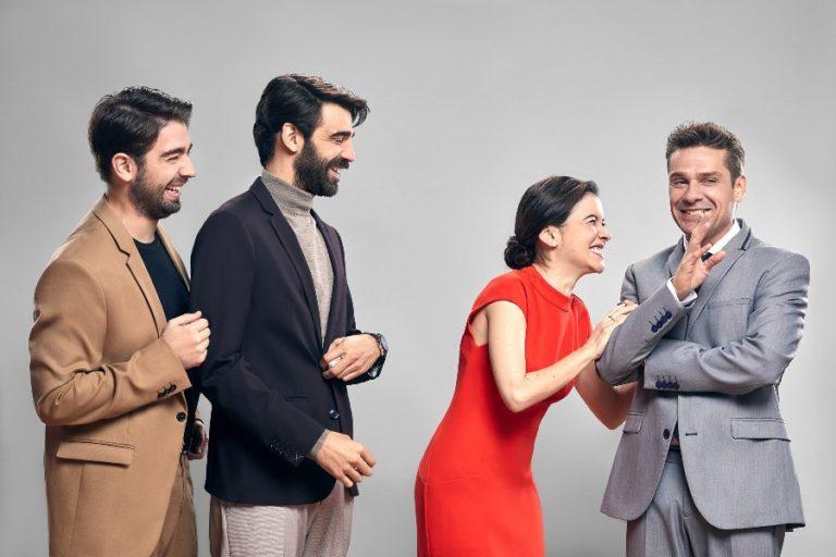 David Verdaguer, Emma Vilarassau o Lluís Gavaldà, al Teatre de Lloret