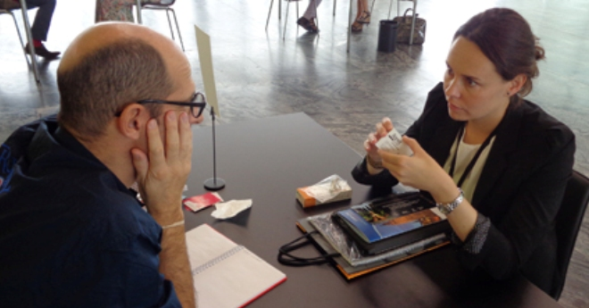 El LLCB promociona Lloret en un fòrum internacional a Sitges