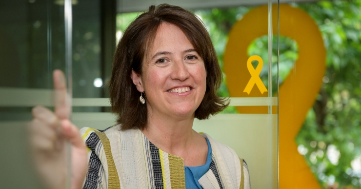 La nova junta de l'ANC de Lloret convida Elisenda Paluzie a una xerrada aquest dijous