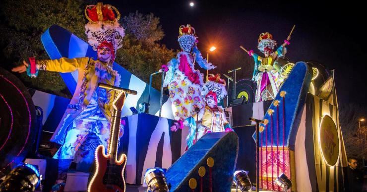 Els Encantats guanyen el premi de votació popular en línia i són tercers, a la 'Ressaca del Carnaval'