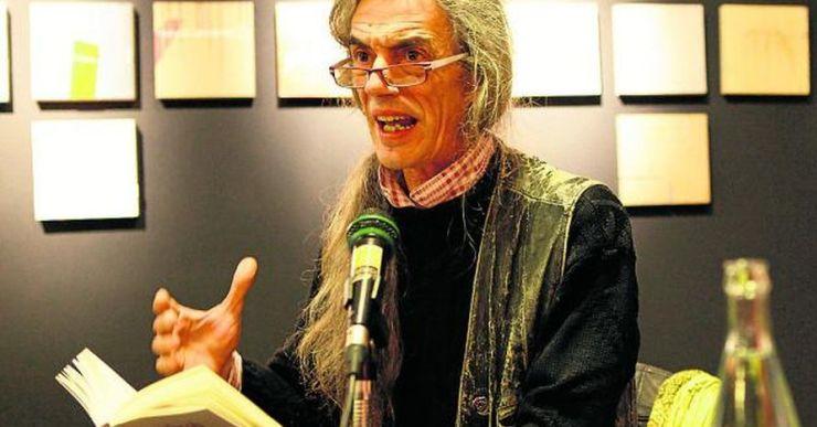 El poeta Enric Casasses parlarà del Salvador Dalí escriptor, avui a la Casa de la Cultura