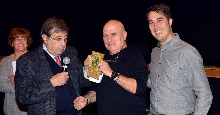 Jesús Terradas i Neus Dalmau, guanyadors dels concursos de pessebres a la llar